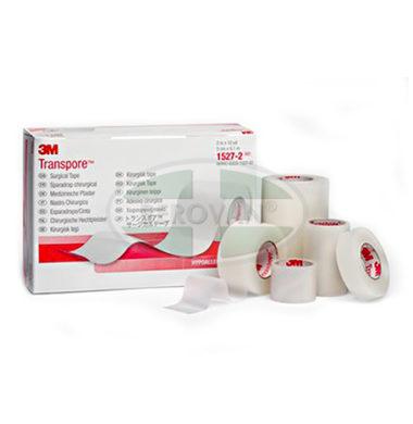 3M Transpore Tape 1 x 10 Y -1527-1