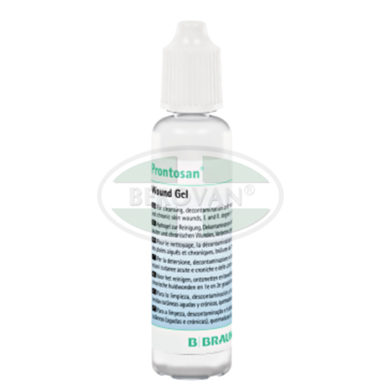 "Bbraun Prontosan Wound-Gel Bottle ""WEST"" 30 ml"