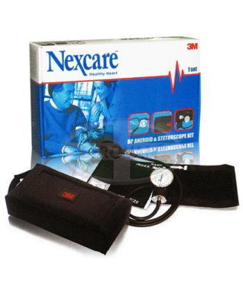 BP-Kit-Aneroid-&-Steth-Nexcare
