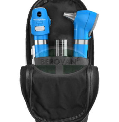 Welch Allyn LED 2.5V Diagnostic Set Pocket W/ Blu Case