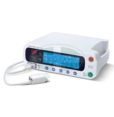 MS Oximeter- Pulse Desktop OM-100