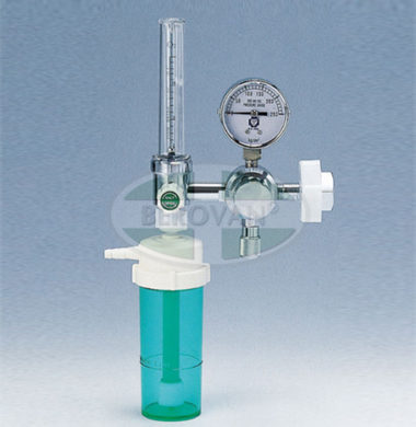 MS Oxy Regulator W/ Quick Connect S-40-FH-JM