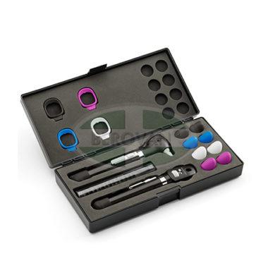 Welch Allyn LED 2.5V Diagnostic Set Pocket Plus W/ Blk Case
