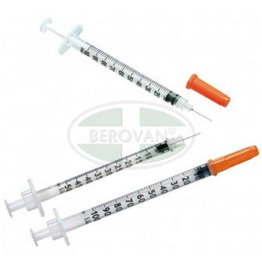 BD Display Syringes Insulin
