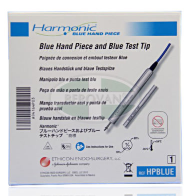 Harmonic Blue Hand Piece