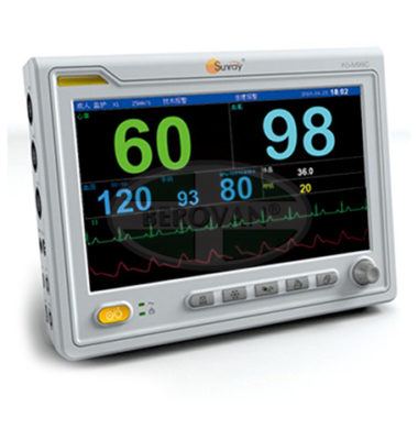 MS Patient Monitor-Ambulance+Touch Screen+Recorder FD-M99C