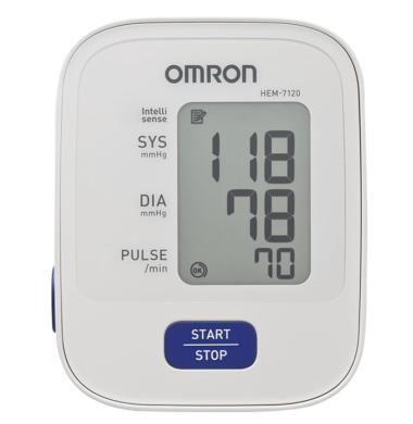 MS BP Omron Arm Type Monitor HEM 7120