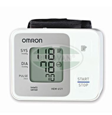 MS BP Omron Wrist Type 6121
