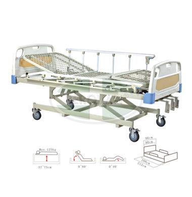 MS Bed-Manual W/ Adj Body & Siderails FS3031W