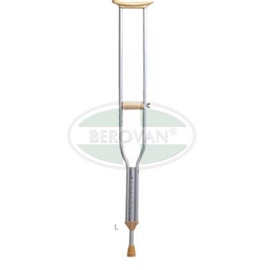 MS Crutches-Alum 5'10 – 6'6 FS925L(L)