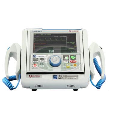 MS Defib E-Heart Biphasic Monitor
