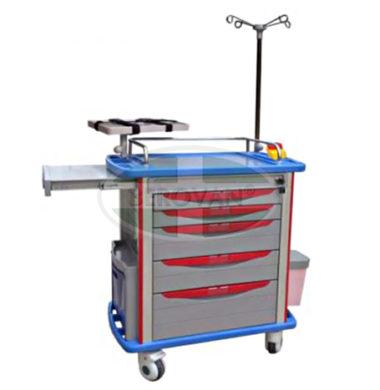 MS Emergency Cart (M177) ALS-MT116