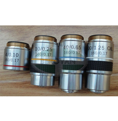 MS Microscope Objective Set for XSZ-107BN