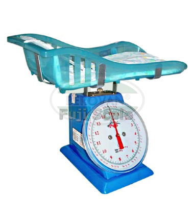MS Scale-Baby Fuji Dial Type FBS-15