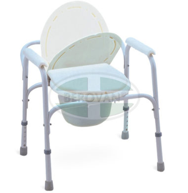 MS Commode Chair Painted FS810