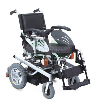 MS Wheelchair Lightwt W/ FS567 Pads FS123-46