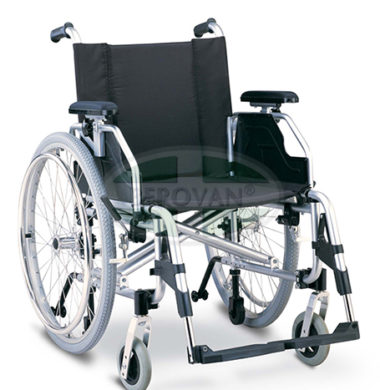 MS Wheelchair Lightwt Ord Blue FS959L-46