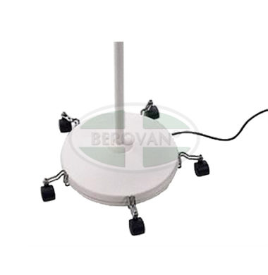 Welch Allyn E-Light LS135 Caster Base 44350