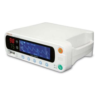 MS Oximeter Pulse Schiller OXM Plus