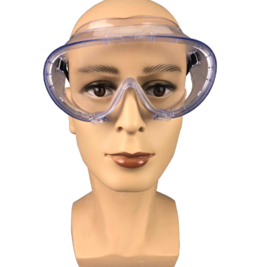 MS Goggle Disposable Garterized CH