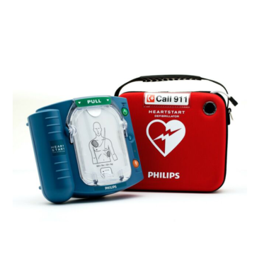 MS Defib Mach Philips HS1 AED