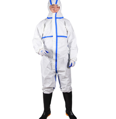 MS Coverall Suit Level III AP
